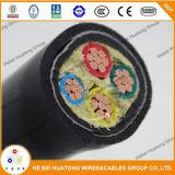 Servicio de OEM de 600/1000V de 4 núcleos de aislamiento de PVC Cinta de acero Vehículos blindados de cable de alimentación con alta popularidad en el mercado chino Manufactor