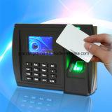 De biometrische Klok van de Opkomst van de Tijd van de Vingerafdruk met WiFi/GPRS (5000T-c)