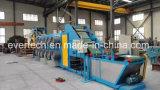 ゴム製平板シートの冷却機械によって開拓されるゴム製機械