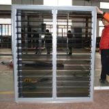 Petite qualité Bonne qualité Contrôle automatique Aluminium Verre Obturateur Fenêtres K09008