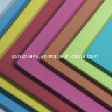 Красочные EVA пенопластовый лист для оптовых