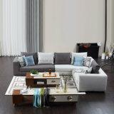 2018ホーム家具のための新しい角ファブリックソファー