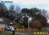 30W zonne Aangedreven LEIDENE Straatlantaarn met Goedgekeurd Ce RoHS