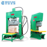 セリウムCertificate 40tons Natural Paver Stone Hydraulic Splitting Machine