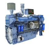 Diesel Wd615 van Weichai Wd10/Mariene Motor, Motor 200HP voor Boot. Fabrikant