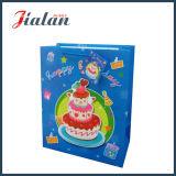 Настройка с днем рождения с 3D-торт магазины подарков бумажных мешков для пыли