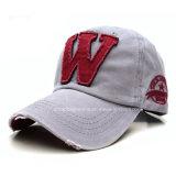 Поставщик оптовой продажи бейсбольной кепки пробела вышивки Кита изготовленный на заказ
