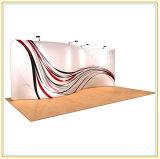 Mur d'affichage en tissu Shft de 20 pieds (graphique inclus)