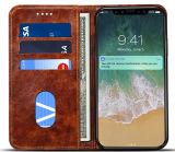 Шальное iPhone x аргументы за телефона бумажника лошади