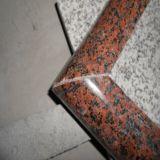 Wall CladdingのためのサファイアブラウンGranite Tiles