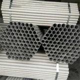 A extremidade simples 316ti tubos sem costura em aço inoxidável