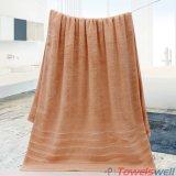 De zachte Katoenen Wasbare Buitengewoon brede Badhanddoek van de Machine