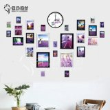13 Bilderrahmen-Dekoration-Aluminiumfoto-Album-Ausgangsdekoration-Rahmen