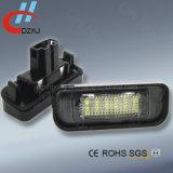 indicatore luminoso automatico della targa di immatricolazione di 18SMD LED per benz W220 99-05 (S-codice categoria) W220 Amg
