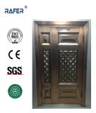 銅カラー母息子の鋼鉄ドア(RA-S124)