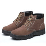 Smash anti Zapatos de seguridad de goma para hombres