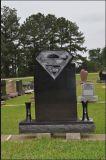 Monumento da lápide do Headstone do estilo de Poland