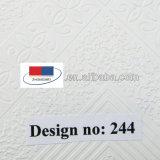 알루미늄 호일 Backing244를 가진 PVC에 의하여 박판으로 만들어지는 석고 천장 널