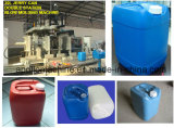 Öl-Plastik füllt Chemikalien-Dosen-Becken-Blasformen-Maschine ab