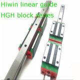 Blocos quadrados lineares da flange de Hiwin Hgw15c