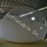 La burbuja hinchable enorme carpa hinchable de viaje producto carpa transparente