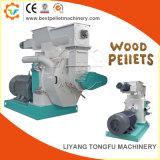 Anel o Die máquinas de venda de pelotas de madeira fabricados na China