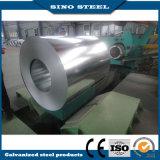 Chapas laminadas a frio médios quente da bobina de aço galvanizado revestido de zinco