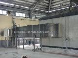 Chaudière à vapeur horizontale emballée de tube de l'eau 40t/H