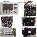 Máquina de grabado impresa ropa del laser del CO2 del modelo de la tela