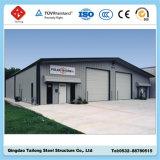 Vertiente estructural de acero del edificio del diseño de acero de la construcción