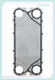 반대 교류 증기 Apv Gea 보충 격판덮개 열교환기