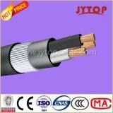 Кабель Yxz2V /N2xry медный, 0.6/1 Kv XLPE изолированный вокруг стального провода бронированного, Multi-Core кабелей с медным проводником