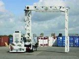 De Lading van de Container van de Machine van de röntgenstraal en het Systeem van de Inspectie van de Röntgenstraal van het Voertuig - Mobiele Th4000