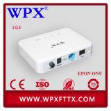 새 모델 FTTX 장치 Epon ONU 1ge 포트