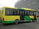 Bus posteriore di vendita caldo del motore di Shaolin 32-36seats 7.7m