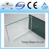 "vetro ""float"" ultra chiaro di 3mm-19mm per Building&Curtain Walls&Furniture"