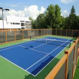 كثير مموّن محترفة من كرة مضرب أرضية مادة من الصين