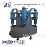 Hydraulische Wirbelsturm-Teilgruppentrennzeichen-Maschine für das Mineralaufbereiten