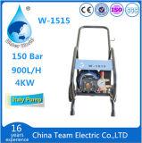 Limpiador de superficies de acero inoxidable con parada automática