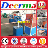 Conducto de la producción de tubos de PVC que hace la máquina