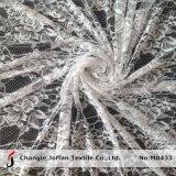 Оптовая продажа ткани шнурка жаккарда флористическая (M0433)