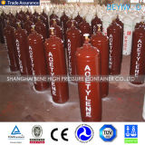 低圧の溶接のアセチレンシリンダー