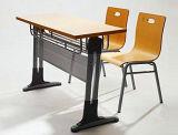 Mesa do estudante da mobília de escola da cadeira da sala de aula