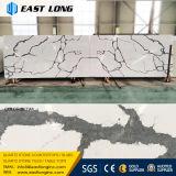 Pedra Mamufacturer de quartzo de China para o projeto Home com superfície Polished