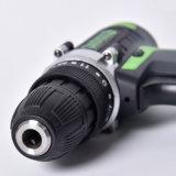 Batterie au lithium 12-21V DC Perceuse à percussion sans fil électrique du moteur