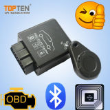 OBD2 inalámbrica GSM GPS con Bluetooth RFID y Diagnóstico (TK228-WL)