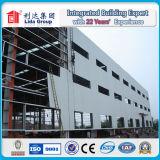 Bajo costo de la luz de la estructura de acero Industrial arrojar Designs