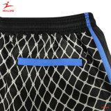 Healong Sports Spitzenmarken-Sportkleidung-Sublimation Kurzschlüsse mit kundenspezifischem Firmenzeichen