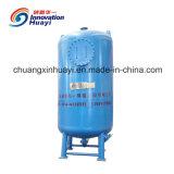Filtro a sacco per l'impianto di per il trattamento dell'acqua