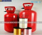 Preço baixo 22,4 L vaso de aço pequeno balão descartáveis do cilindro de gás hélio